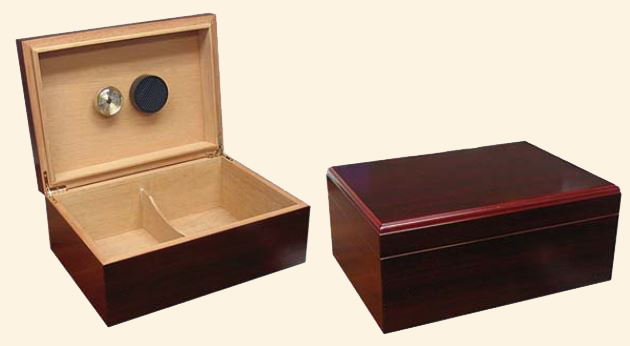 The Executive Humidor..50-75 Ct..